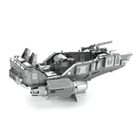 metal earth starwars  first order snowspeeder 4