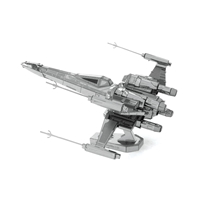 Metal Earth Star Wars - Poe Dameron's X-wing fighter 2