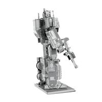 metal earth transformer - optimus prime 3