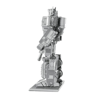 metal earth transformer - optimus prime 5