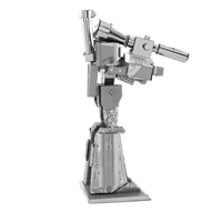 metal earth  Transformers - megatron 1