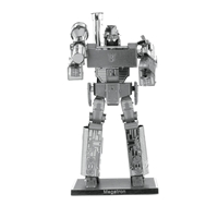 metal earth  Transformers - megatron 2