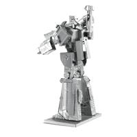 metal earth  Transformers - megatron 4