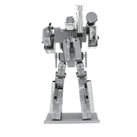metal earth  Transformers - megatron 5