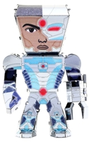 metal earth legends cyborg 1