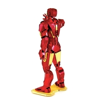 metal earth marvels - iron man 1