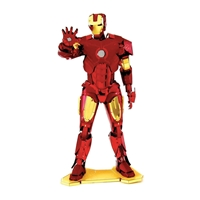 metal earth marvels - iron man 3