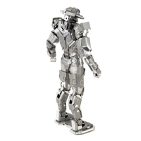 metal earth marvel - war machine 1