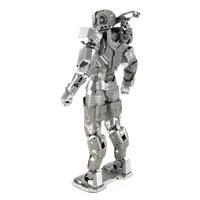 metal earth marvel - war machine 2