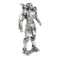 metal earth marvel - war machine 3