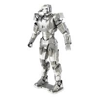 metal earth marvel - war machine 4