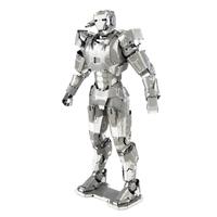 metal earth marvel - war machine 4
