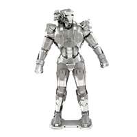 metal earth marvel - war machine 5