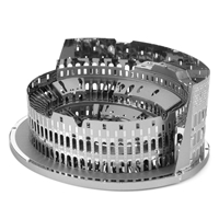 Metal Earth architecture - Roman Colosseum Ruins 1