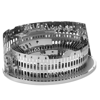 Metal Earth architecture - Roman Colosseum Ruins 5