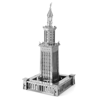 metal earth  Iconx - lighthouse of alexandria 2