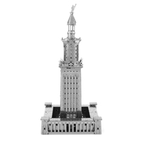 metal earth  Iconx - lighthouse of alexandria 3