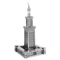 metal earth  Iconx - lighthouse of alexandria 5