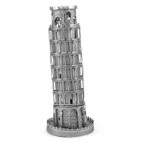 metal earth  Iconx  leaning tower of pisa 1