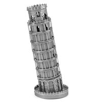 metal earth  Iconx  leaning tower of pisa 5