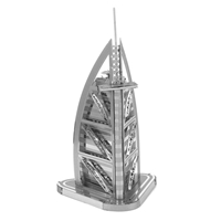 metal earth architecture - iconx burj al arab 2