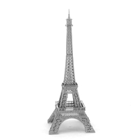 metal earth architecture - iconx eiffel tower 2