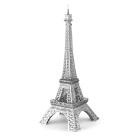 metal earth architecture - iconx eiffel tower 4