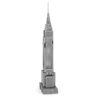 metal earth architecture - iconx empire state building 4