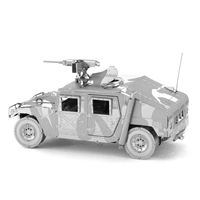 metal earth  Iconx humvee 1