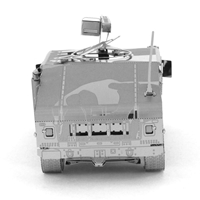 metal earth  Iconx humvee 2