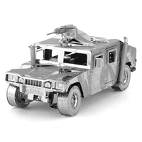 metal earth  Iconx humvee 5