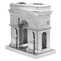 metal earth architecture - iconx arc de triomphe 4