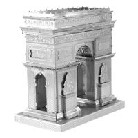 metal earth architecture - iconx arc de triomphe 5