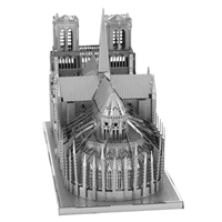 metal earth  Iconx notre dame 2