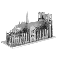 metal earth  Iconx notre dame 3