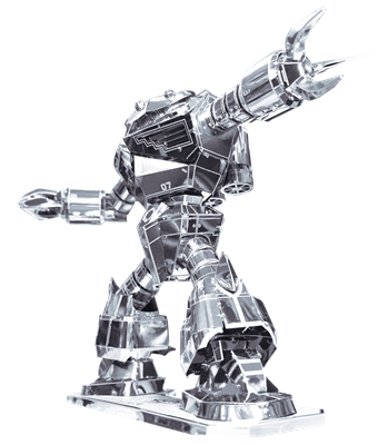 metal earth  iconx - z'gok