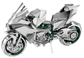 metal earth  Iconx kawasaki nin ja h2r