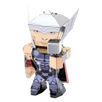 metal earth legends - thor 2