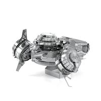 metal earth halo - forerunner phaeton 3
