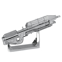 metal earth Halo - assault  rifle 4