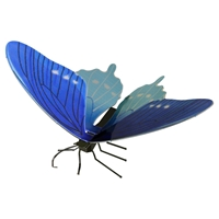metal earth butterflies - pipevine swallowtail 1