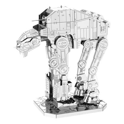 metal earthe  the  Star Wars - at-m6 heavy assault walker