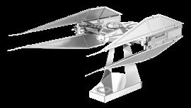 metal earth star wars kylo ren's tie silencer