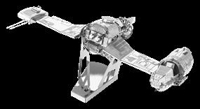 Metal Earth Star Wars - Resistance Ski Speeder