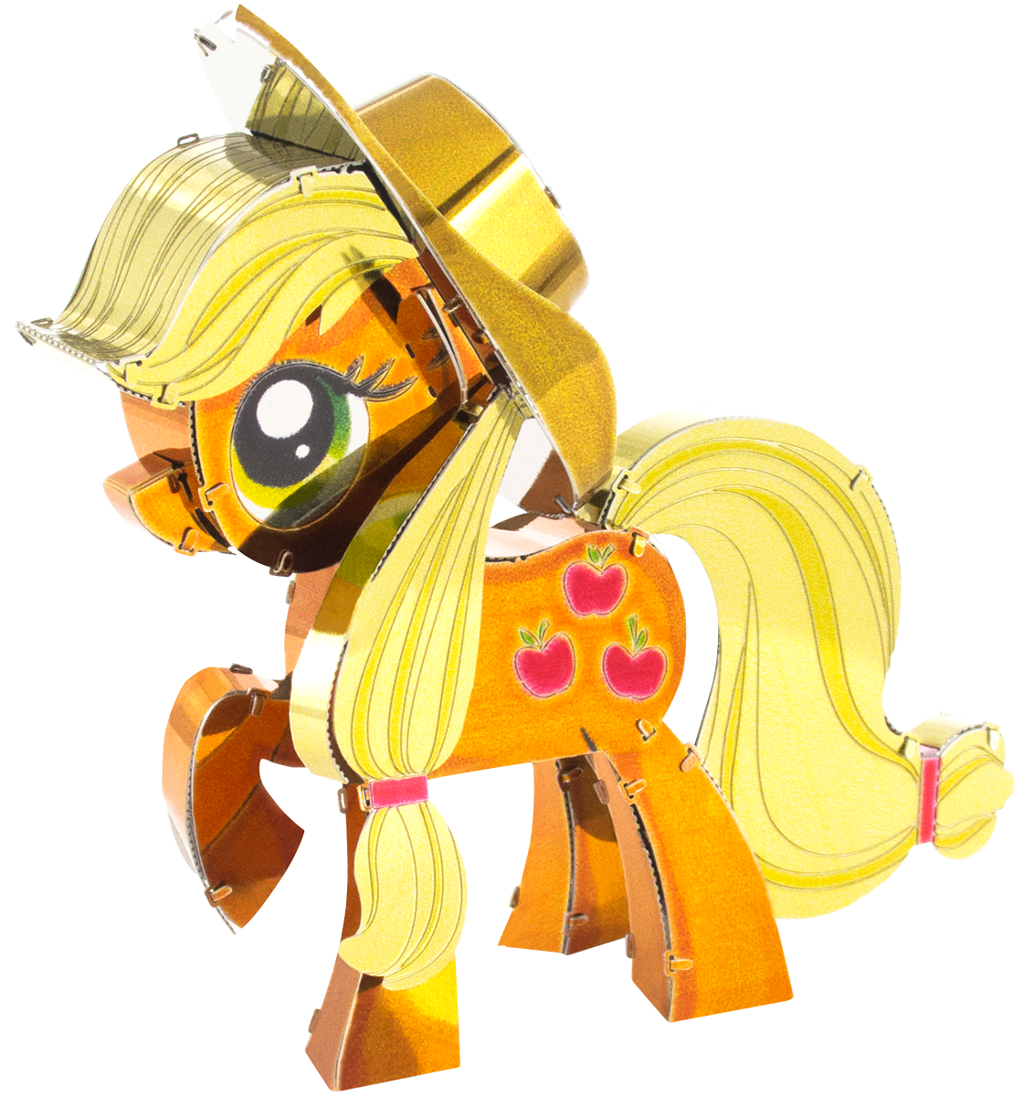 metal earth  my litle pony - Applejack