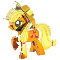 metal earth  my litle pony - Applejack 1