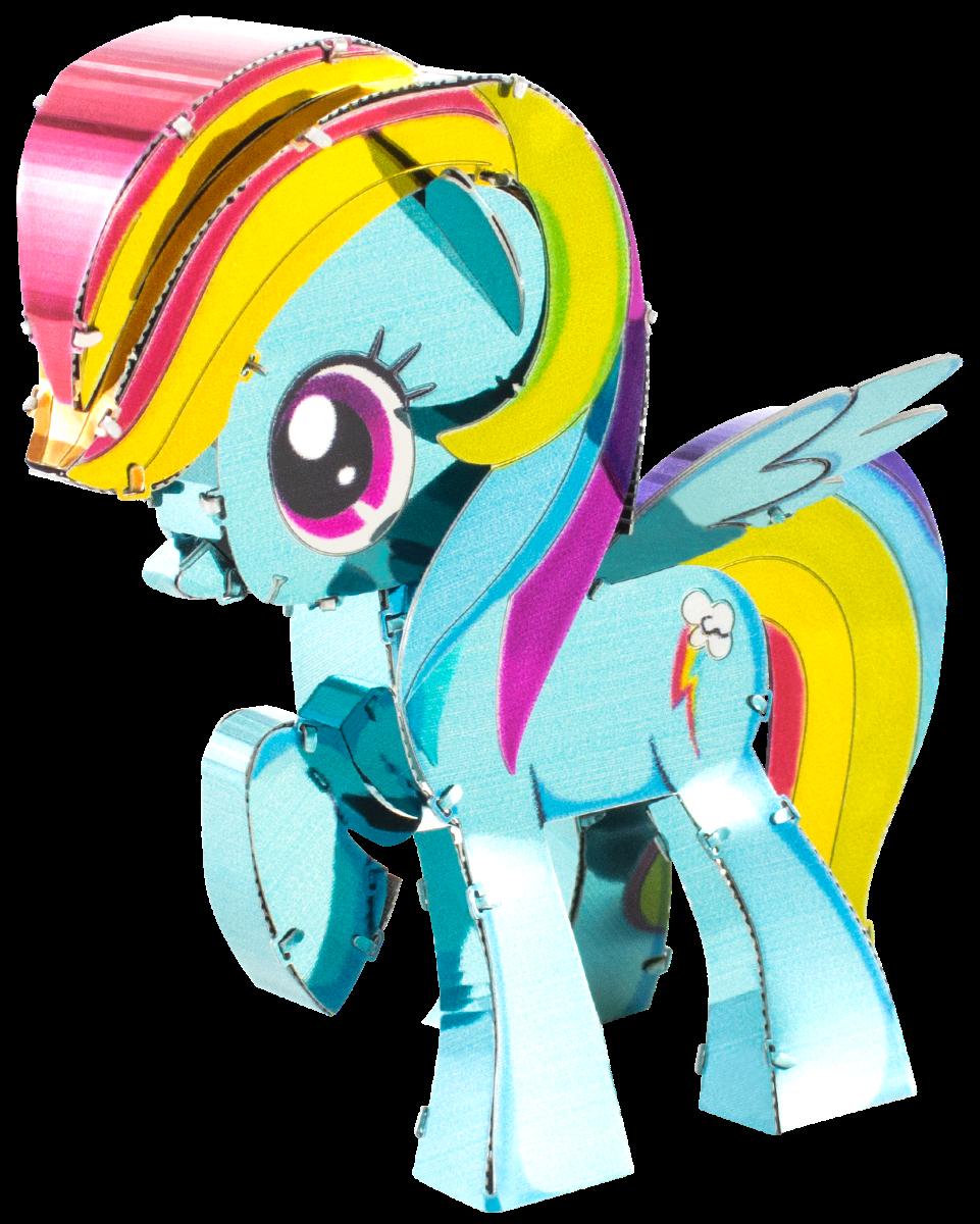 Metal Earth My Little Pony - Rainbow Dash