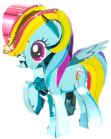 Metal Earth My Little Pony - Rainbow Dash