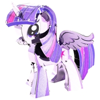 metal earth my little pony - twilight sparkle  1