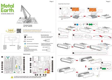 Instruction of CRAWLER CRANE 1